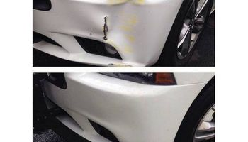 AUTO BODY DAMAGE REPAIR 70%OFF SHOP PRICES! (MOST JOBS DONE SAME DAY WE COME TO YOU!)