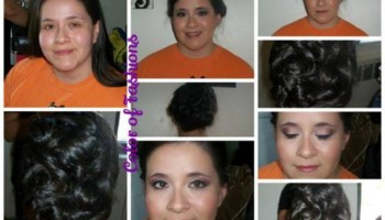 All occasion hair & makeup