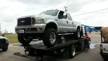 DIESEL POWERSTROKE - TRY OUT OUR DIESEL TEAM!