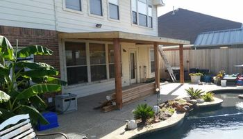Garza & Son's General Contractor. ROOFING, PATIO DECKS AND COVERS, CONCRETE WORK *****