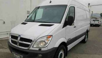 Mover with sprinter cargo van/any time!