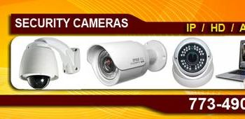 Security Camera Installer by Rafael Gonsales
