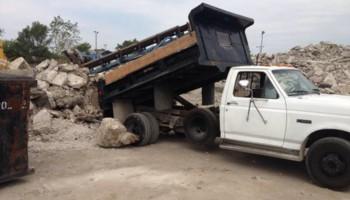 We do demolition
