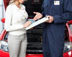 AC/HEATER SERVICE and 4 WHEEL ALIGNMENT