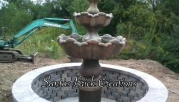 Santos Brick Paving. FREE ESTIMATES!!!!!!!