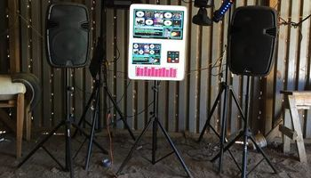 Jukebox karaoke Dj Party Rentals Rockola