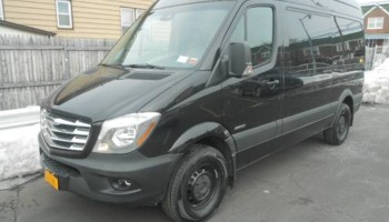 NEW 2015 7, 12, 15 PASSENGER VAN RENTALS, SPRINTER VANS 4 RENT