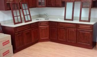 ** KITCHEN CABINETS - COUNTERTOPS **