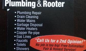 All plumbing best prices in town