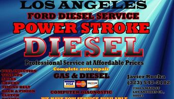 FORD DIESEL MECHANIC REPAIR