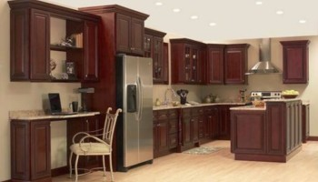 Kitchen cabinets installed for 1999$