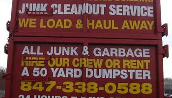 CHICAGO'S #1 JUNK REMOVAL FROM BASEMENTS ATTICS GARAGES APARTMENTS ETC
