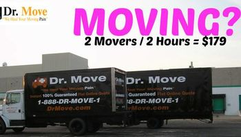 Movers Mike / 2-Hours = $179.00