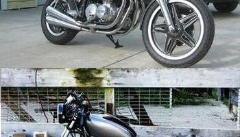 Motorcycle All-In-One Service