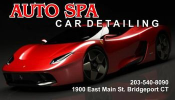 #1 auto spa and car detailing In the your area