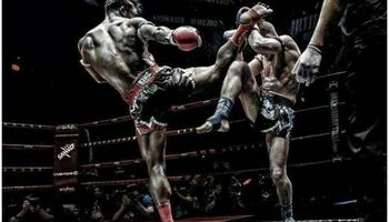 1 ON 1 PRIVATE MUAY THAI LESSONS