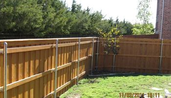 DFW BEST WOOD CUSTOM FENCING and REPAIRS
