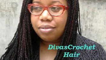 DIVASCROCHET Hair