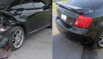 Mobile auto body - dent, rust repair. 1 day service!