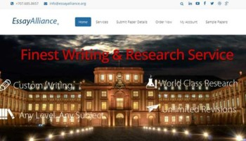 Custom Essay Service ~ Original Academic Writing in all...