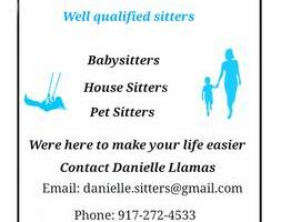 Need a sitter?