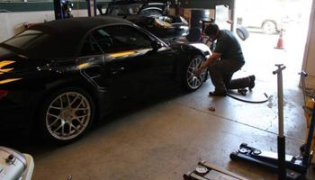 PORSCHE Brakes Service Suspension Exhaust Oil Change Tune ECU Wheels