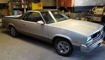 Rust repair/Classic car restorations