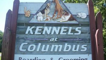 Kennels at Columbus. Dog and Cat Boarding and Grooming