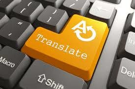 English, French, Arabic translation