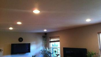 ELECTRICIAN - $85 LED TV MOUNTING $75 CEILING FAN INSTALL $65...