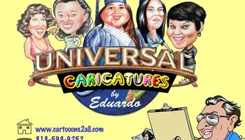 ENTERTAIN your Event with Caricatures!!