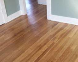 Hardwood floor refinishing/Installation 28 years