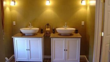 NEW KITCHEN AND BATHROOM for 2015!