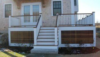 Deck repair & install.