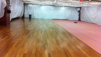Tile & harwood flooring