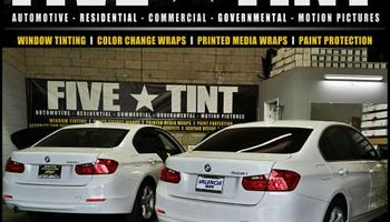 Five Star Tint. LOOKING FOR A DEAL? WE HAVE THE BEST DEALS...