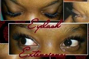 $55 PRETTY LASH EXTENSIONS