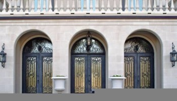 Solara Iron Doors & Lighting
