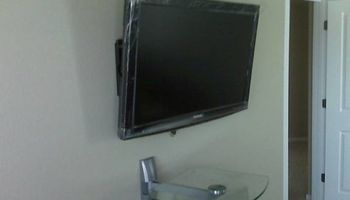 TV Installations $150 **Mount Included! TV Mount + Installation = $150