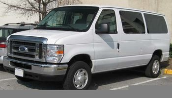 14 Passenger van service for Corporate, Family,and Night events