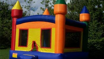 Kids Party House Bounce. T&T Limited