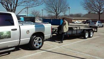 Move it & A + A Hauling/ Big Shawn`s. You call, I`ll haul service!