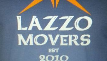Lazzo Movers We're here to move you !!!!!!!!! Call now