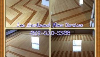 Leo Hardwood floor service