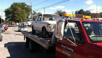 Low cost local Towing