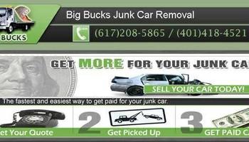 Big Bucks Junk Car Removal