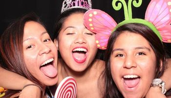 Photo Booth rental available, special pricing ends August 31st