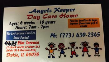 DayCare Home /Child Care Skokie