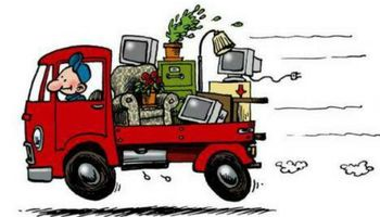 Need a truck? Small or Big Item Move...we can help!