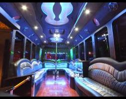 PARTY BUS LIMOUSINE 25 passenger